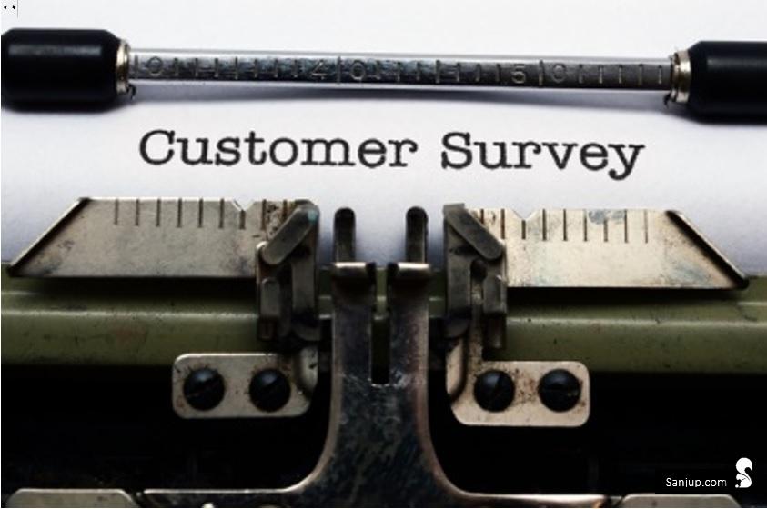 نظرسنجی رضایت مشتری آنلاین