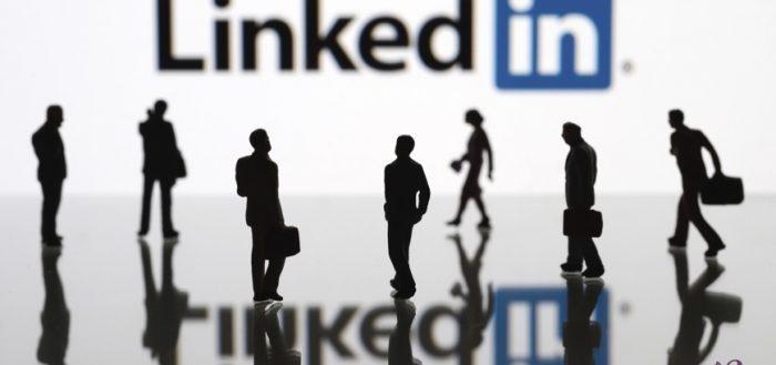 نظرسنجی شبکه های اجتماعی (لینکدین)