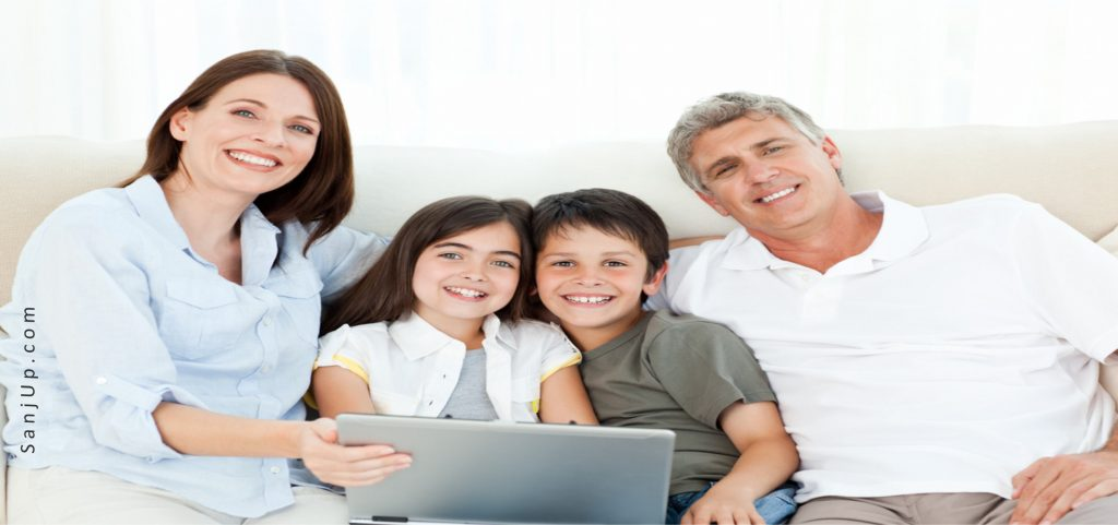 چقدر استفاده از اینترنت در خانواده ها کنترل می شود؟