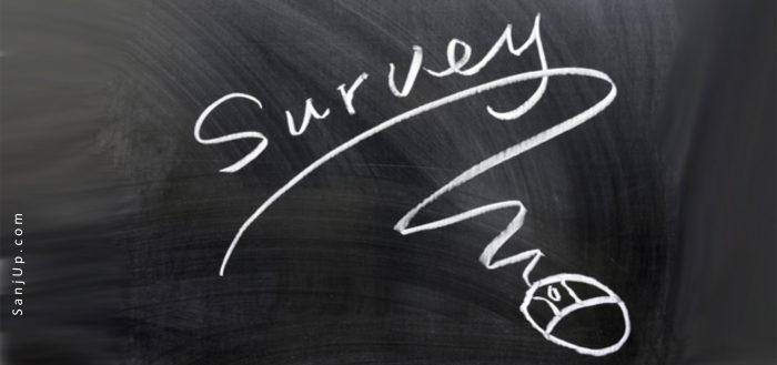 چگونه برای نظرسنجی سوال بنویسیم؟