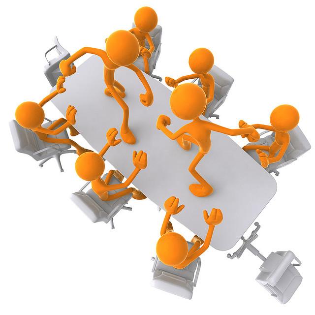 مدیریت تعارض و ساختار سازمانی