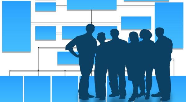 ساختار سازمانی مدیریت منابع انسانی