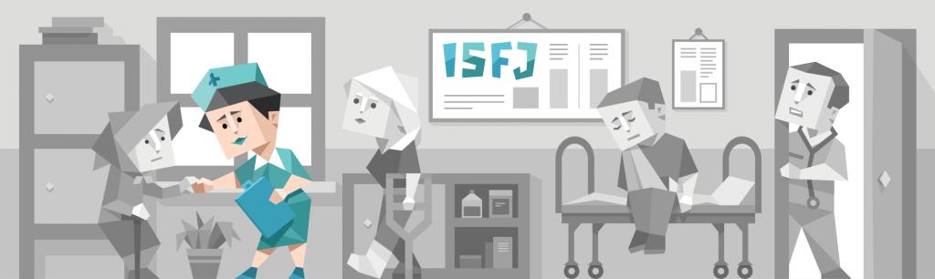تیپ شخصیتی ISFJ