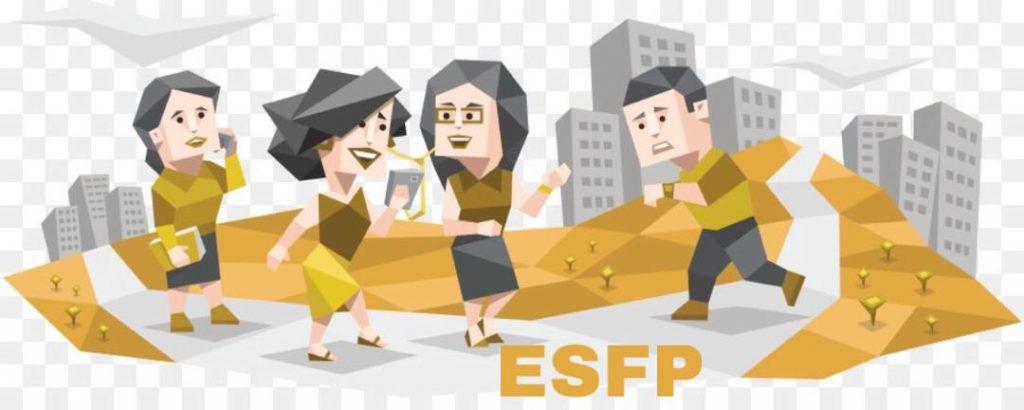 تیپ شخصیتی ESFP