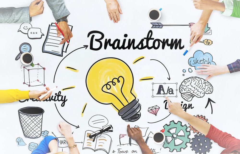 طوفان فکری  (Brainstorming)