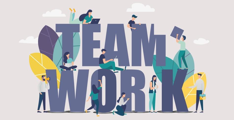 راهکارهای بهبود کار تیمی