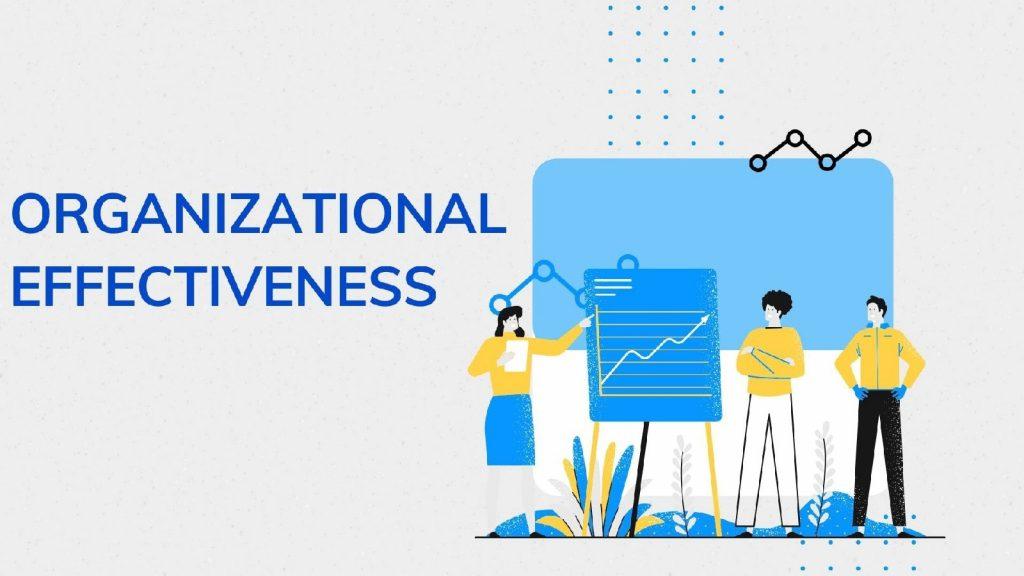 اثربخشی سازمانی چیست؟