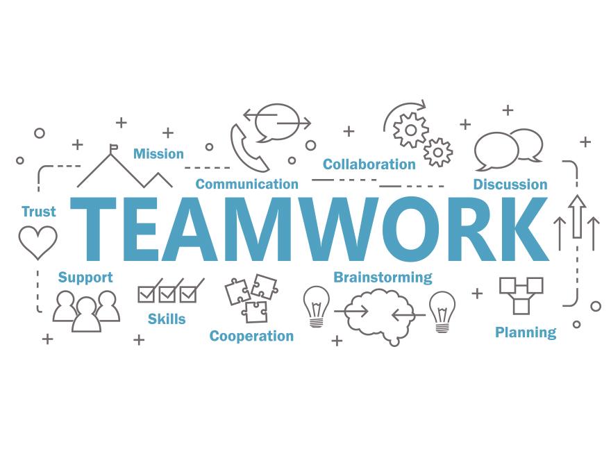 اهمیت کار تیمی